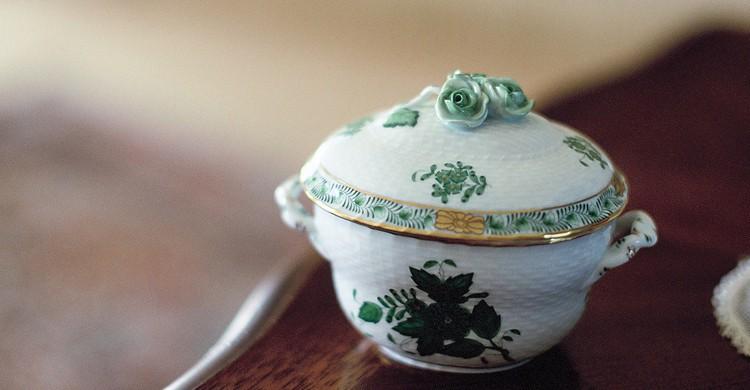Las porcelanas de Herend tienen fama mundial (Flickr)