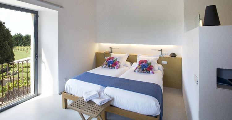 Hotel Molí del Mig, en Torroella de Montgrí (molidelmig.com)