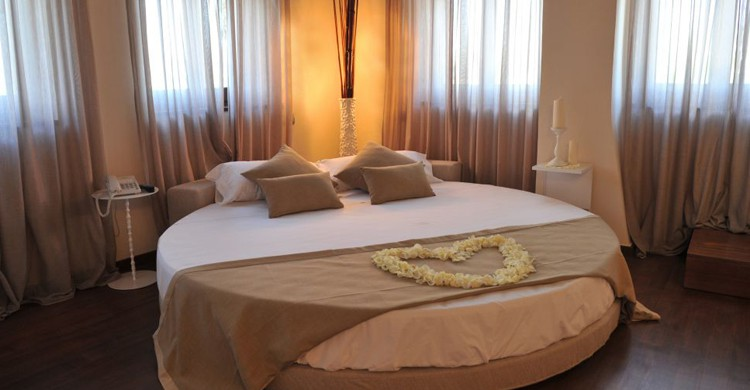 Hotel Mas Falet, en Sant Antoni de Calonge (masfalet.com)