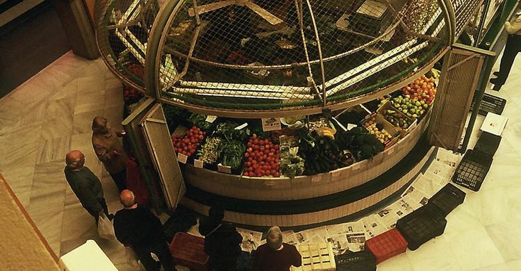 Degusta productos autóctonos en el Mercado (Flickr)