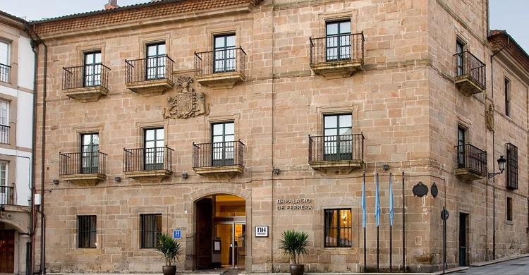 NH Collection Palacio de Avilés (nh-hoteles.com)