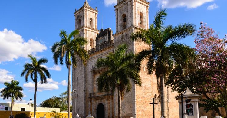 Ciudad mexicana de Valladolid (iStock)