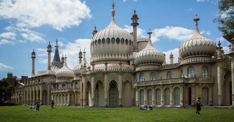 Royal Pavillion de Brighton. Tim Buss (Flickr)