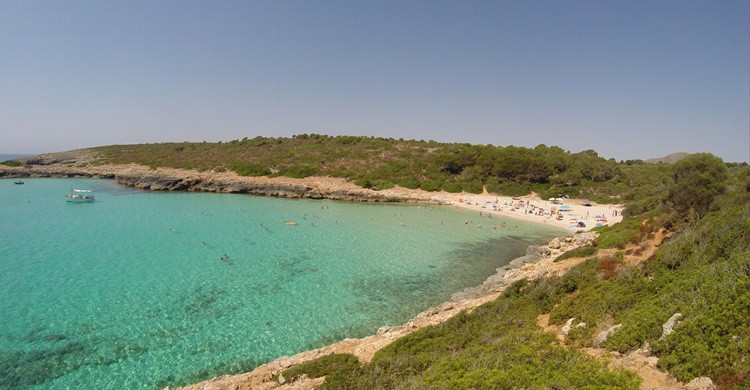 Cala Varques. Morfheos (Flickr)
