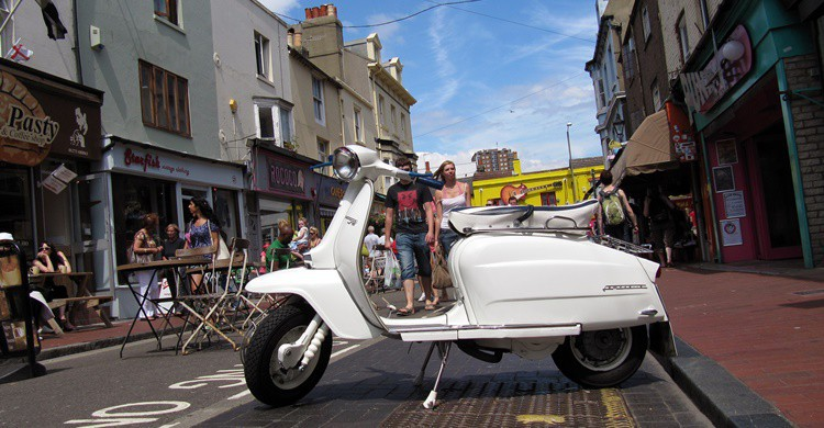 North Lane en Brighton. Lukes_photos (Flickr)