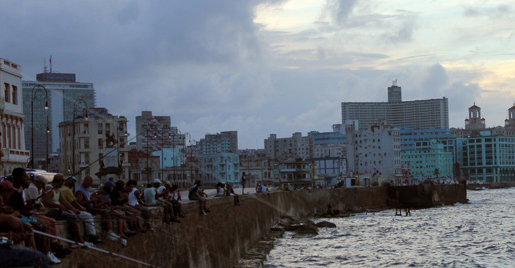 Malecón de La Habana. Alexander Bonilla (Flickr)