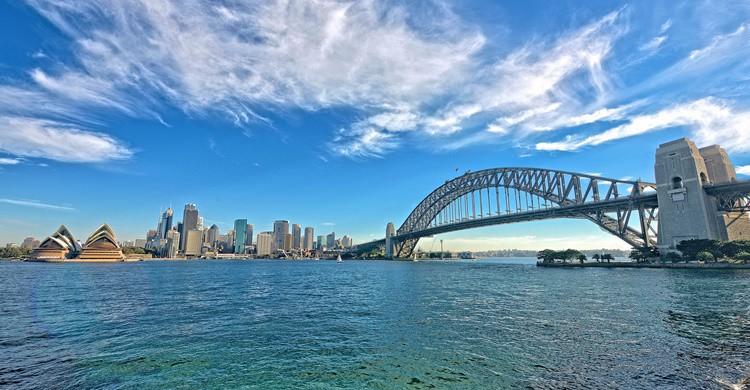 Bahía de Sidney y su famosa Ópera. Jason James (Flickr)