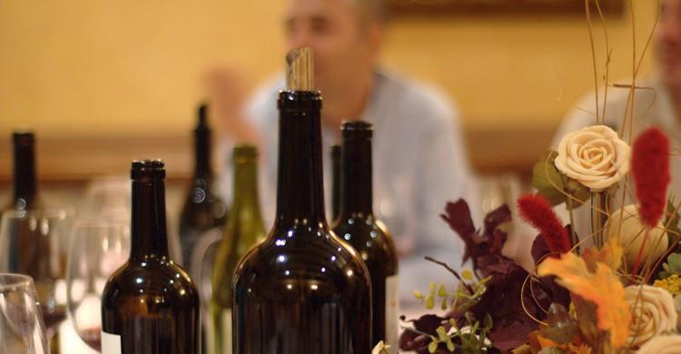 Cata de vinos. Gonzalo Malpartida (Flickr)