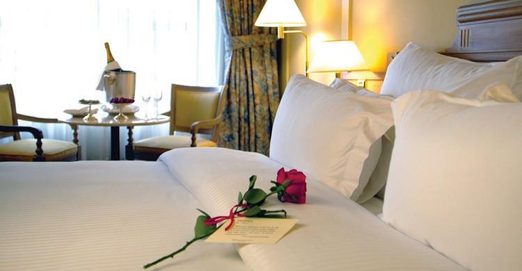 Habitación romántica de hotel. PortoBay Hotels & Resorts (Flickr)