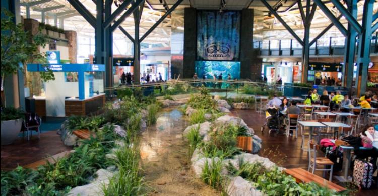 Aeropuerto de Vancouver - Viajarsinbillete.com