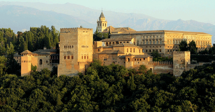 La Alhambra (flickr.com/photos/bernjan/2995271842/sizes/l/)