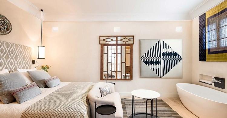 8 hoteles con encanto en sevilla el viajero fisg n for Muebles hermanos mora
