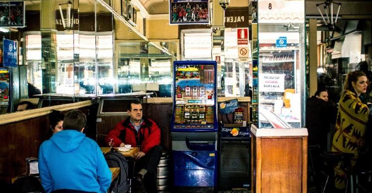 Bar El Palentino. Plateselector, Google Plus