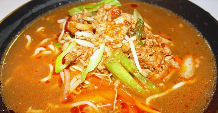 Beef Chili Ramen. Morikaen