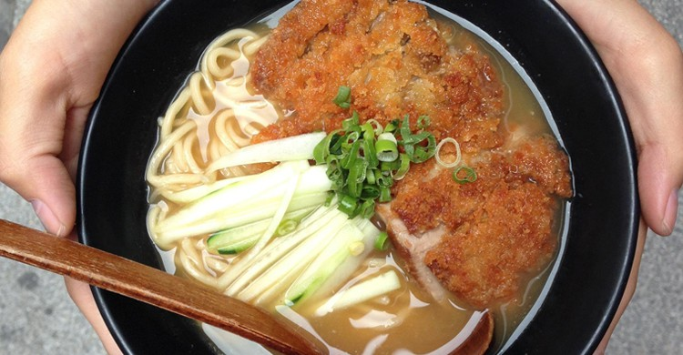 Kamo Ramen. Oishii Sushi&Ramen