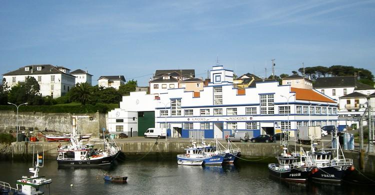 Puerto Vega (Eladio Anxo fernandez Manso, Flickr)