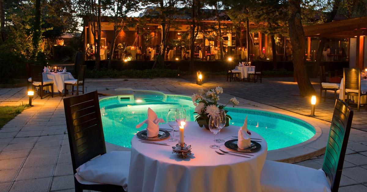 Los 10 restaurantes m s rom nticos de todo madrid el Hotel lujo sierra madrid
