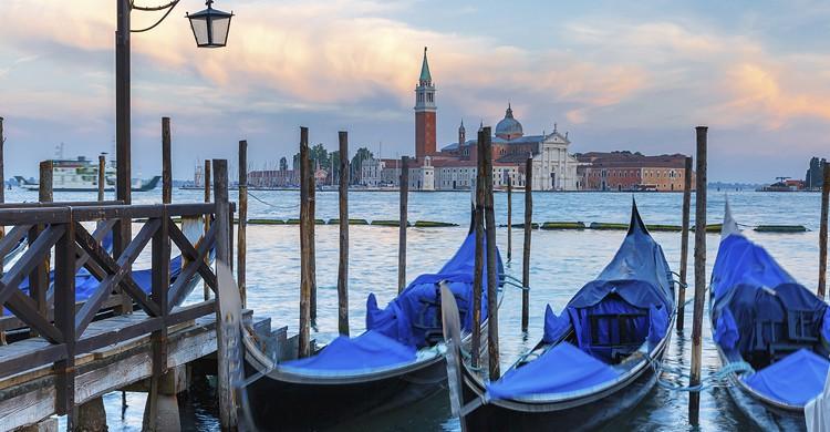 Venecia gondolas (Istock)