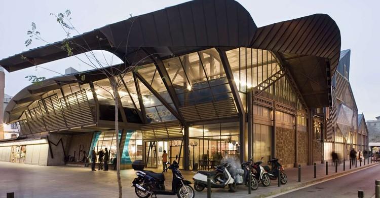 Mercado de la Barceloneta. Mias Arquitectes (Flickr)