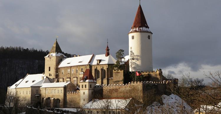 Castillo de Krivoklat (iStock)