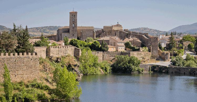 Castillo de Buitrago del Lozoya (wikipedia)