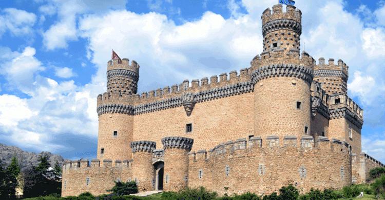 Castillo de Manzanares el Real (wikipedia)