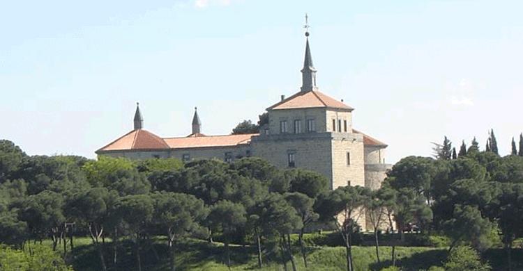 Castillo de Villaviciosa de Odón (upm.es)