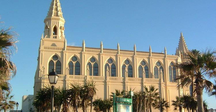 Santuario de la Virgen de Regla, en Chipiona. Rosa María Ternero Ramírez (Flickr)