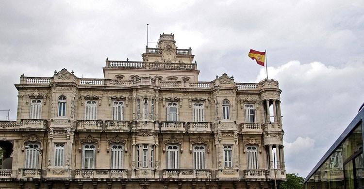 Embajada de España en La Habana, Cuba (Flickr)