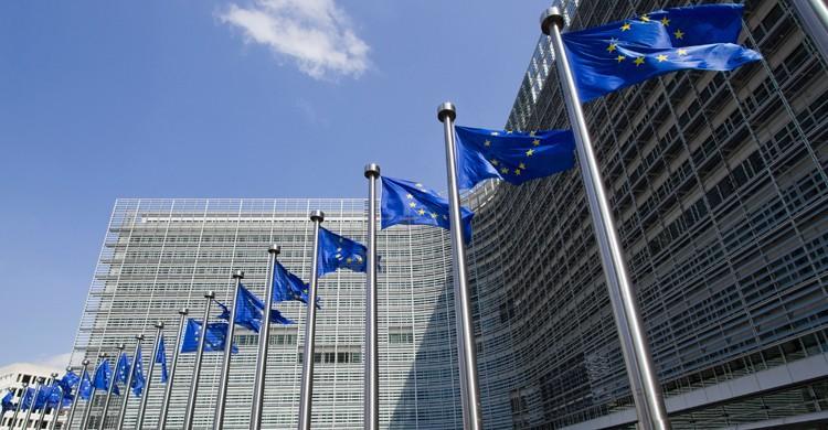 En Bruselas se encuentran la mayoría de los edificios institucionales de la Unión Europea (iStock)