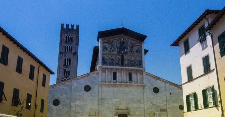 Basílica de San Frediano en Lucca, Italia (Flickr)