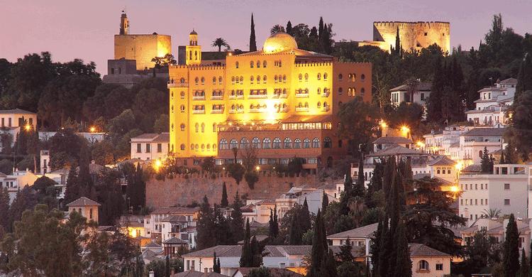 Hotel Alhambra Palace (h-alhambrapalace.es)