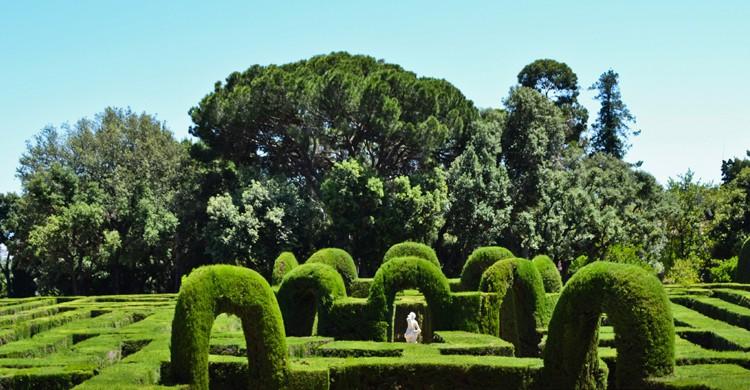 Parque del Laberinto de Horta (iStock)