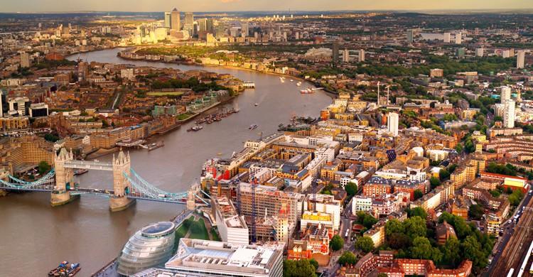 Londres (iStock)