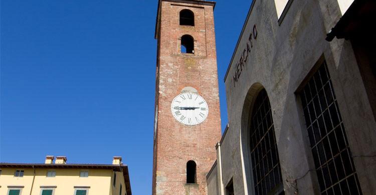 Torre de las Horas en Lucca, Italia (Flickr)