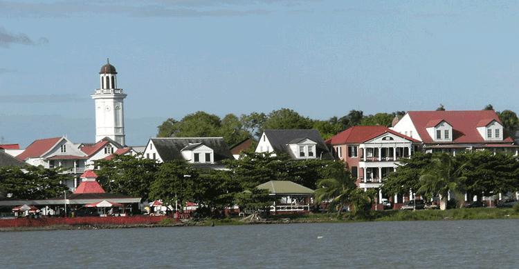 Paramaribo/ Surinam (wikipedia)
