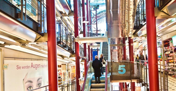 Galería comercial MyZeil (iStock)