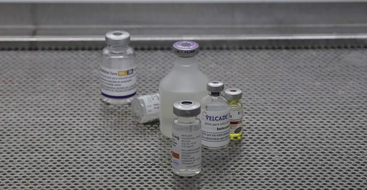 Medicamentos. Junta de Andalucía (Flickr)