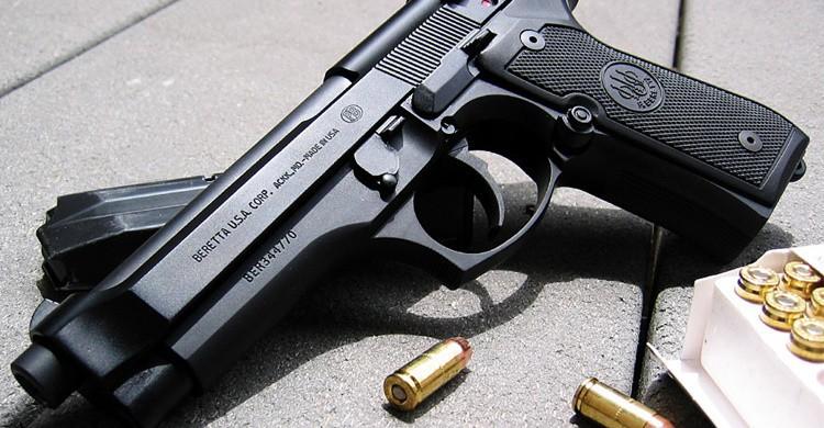 Pistola. Juiceeric18 (Flickr)