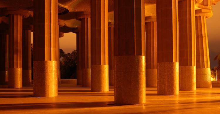 Sala Hipóstila o de las Cien Columnas. N Rasmussen (Flickr)