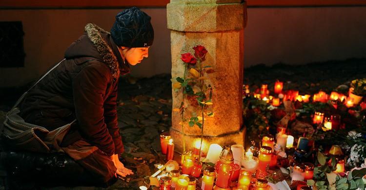 Vigilia en solidaridad con las víctimas de los atentados de Bruselas. Bianca Dagheti (Flickr)
