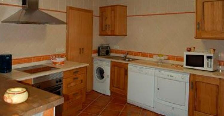 Detalle de la cocina. (www.ibericaturismo.com)
