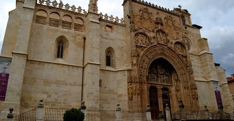 Iglesia de Santa María de Aranda de Duero. Miguel Á. Sancha M. (Flickr)