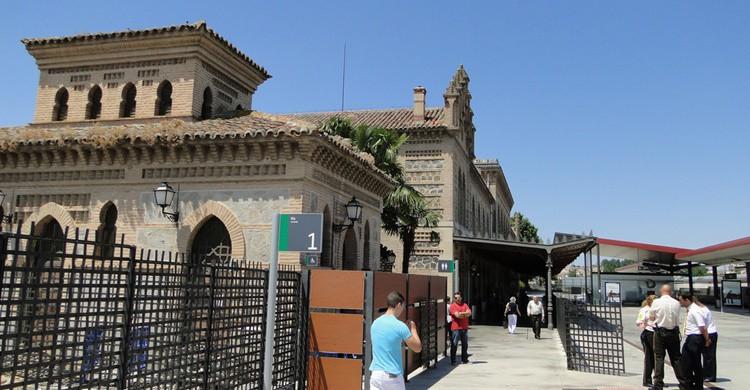 Estación de tren de Toledo. Ines Hegedus-Garcia (Flickr)