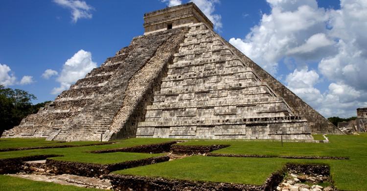 Chichén Itzá, en Riviera Maya (iStock)