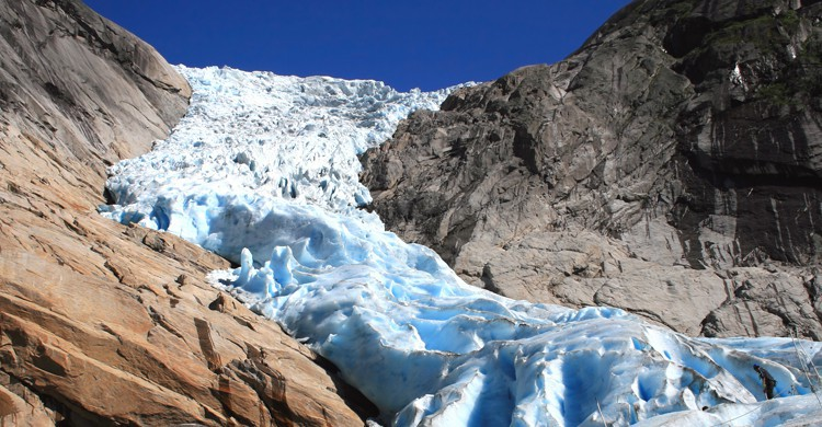 Jostedalsbreen, en Noruega (nordicexperience.co.uk)