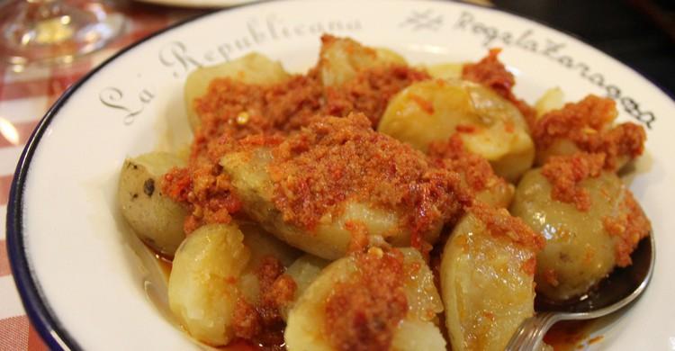 Patatas bravas (www.larepublicana.es)