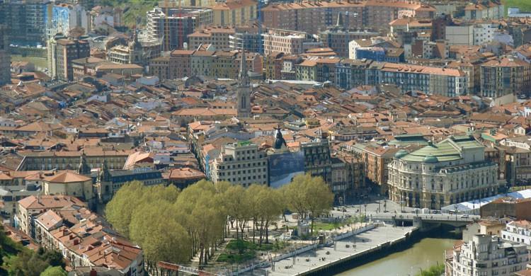 Bilbao (http://www.flickr.com/photos/dalbera/3452403823)