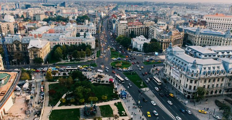 Bucarest (iStock)