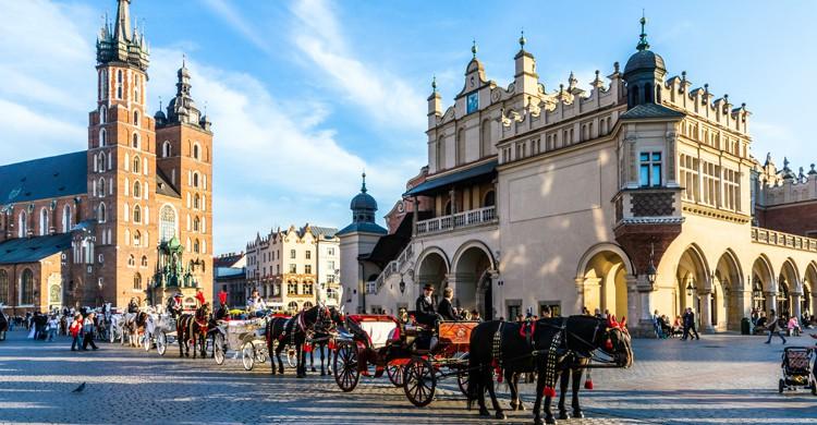 Cracovia (iStock)